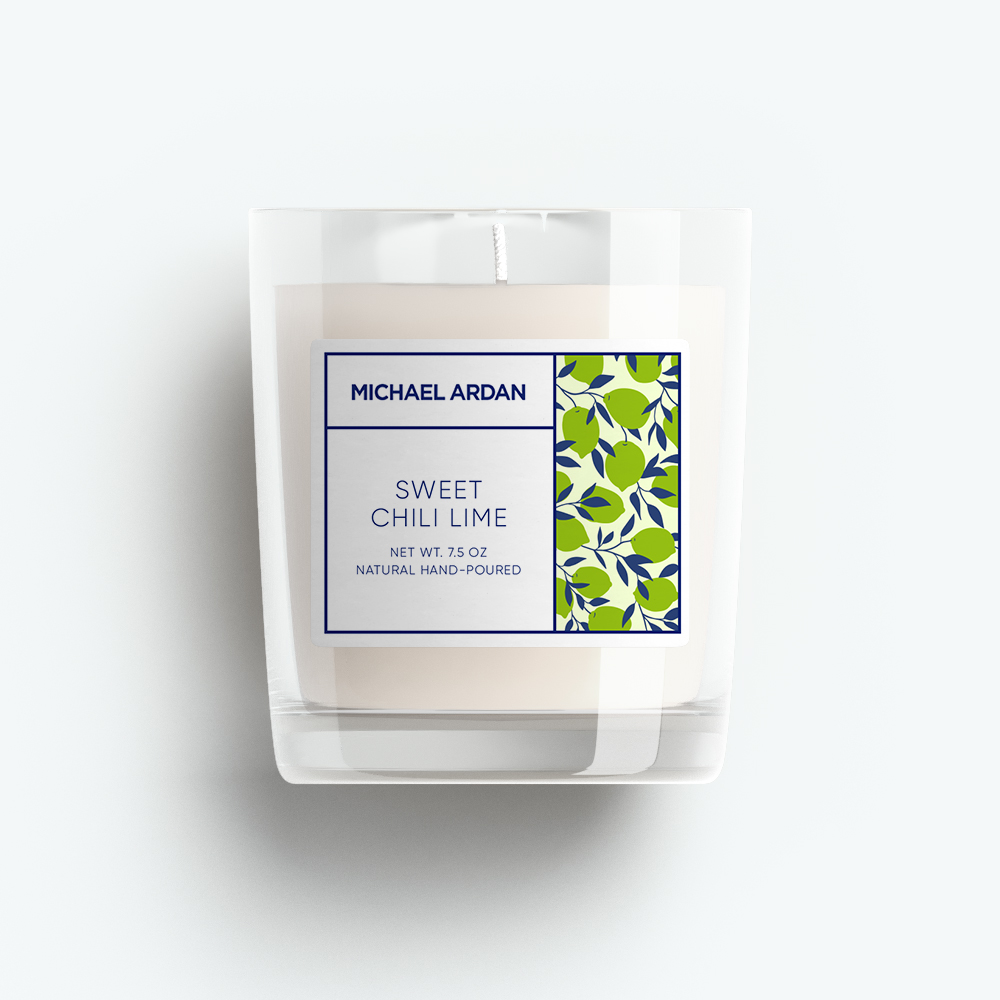 Sweet Chili Lime Candle