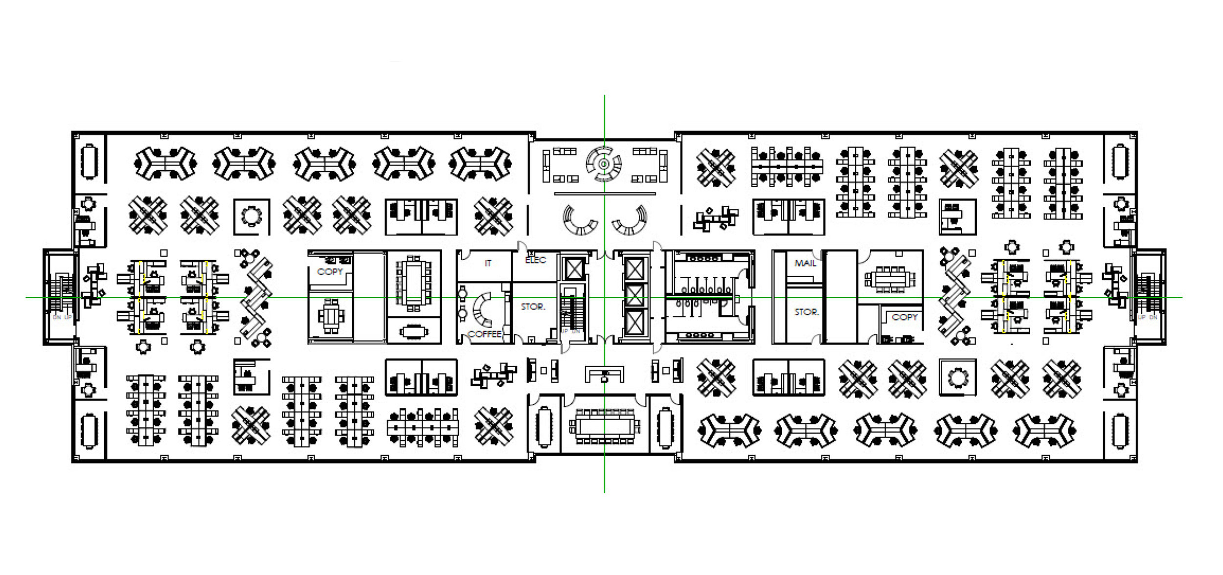 5th Floor Contemporary Layout
