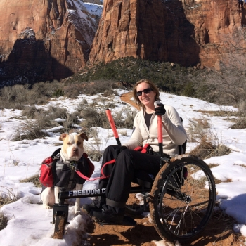 7 Tips to Put the WIN in Winter Wheelchair Mobility — GRIT