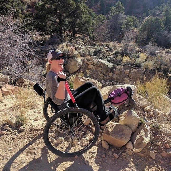 """NOVEMBER:   """"Indian summer"""" typically hits my area in November. A last burst of warmth dries out the trails covered in dead vegetation from the previous weeks. This is my favorite time of year for getting off the main trails and crawling over rocks and boulders!"""