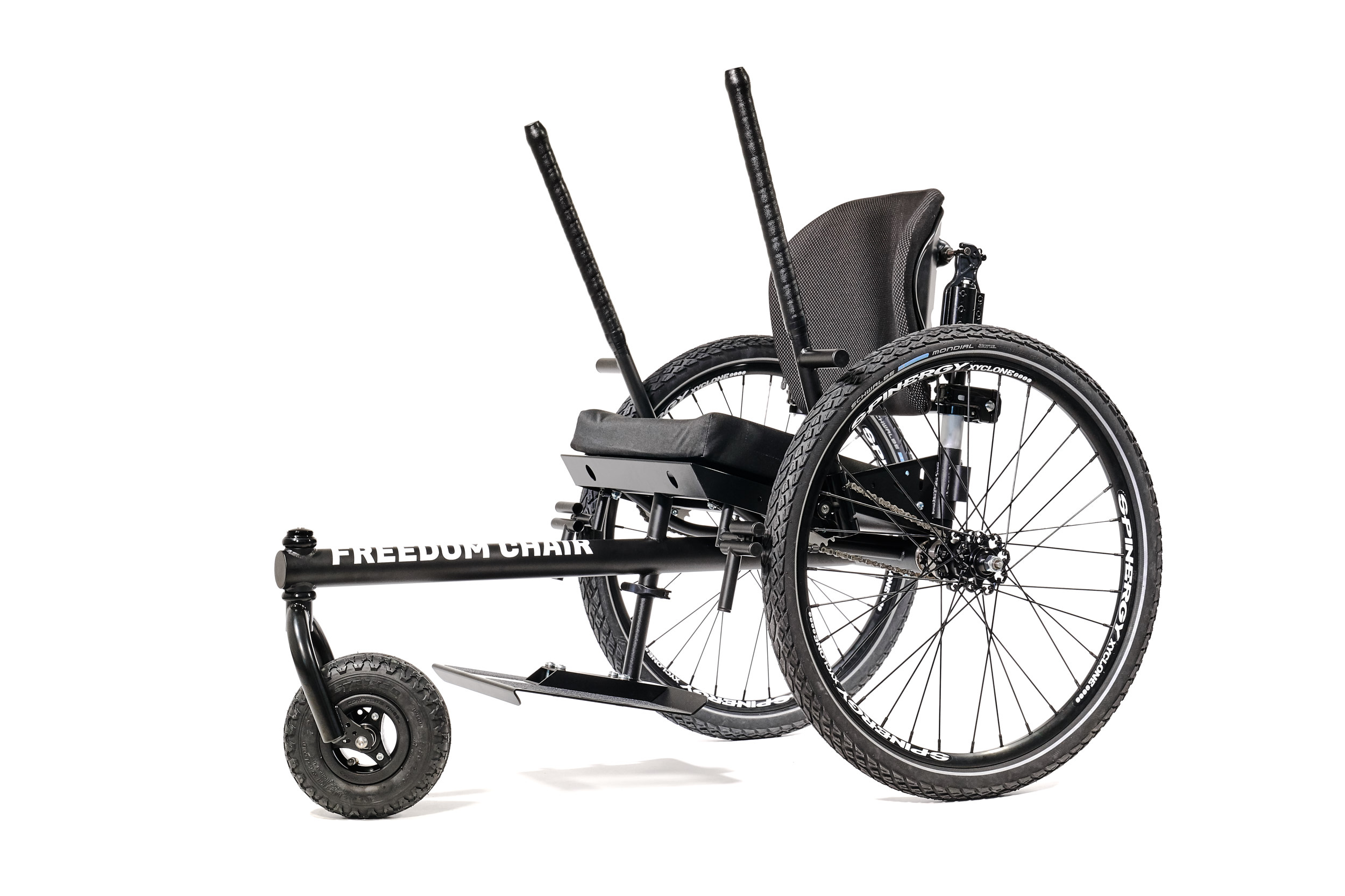 GRIT Freedom Chair PRO- Lever Wheelchair