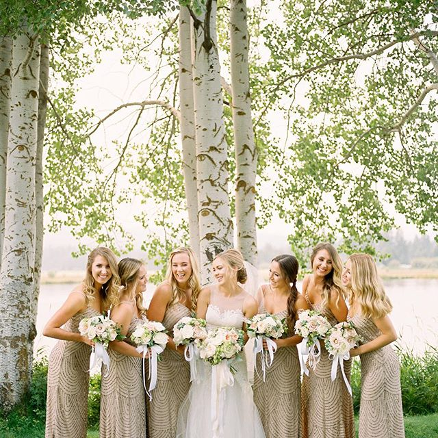 BRIDE+BABES at Black Butte Ranch in Bend, OR