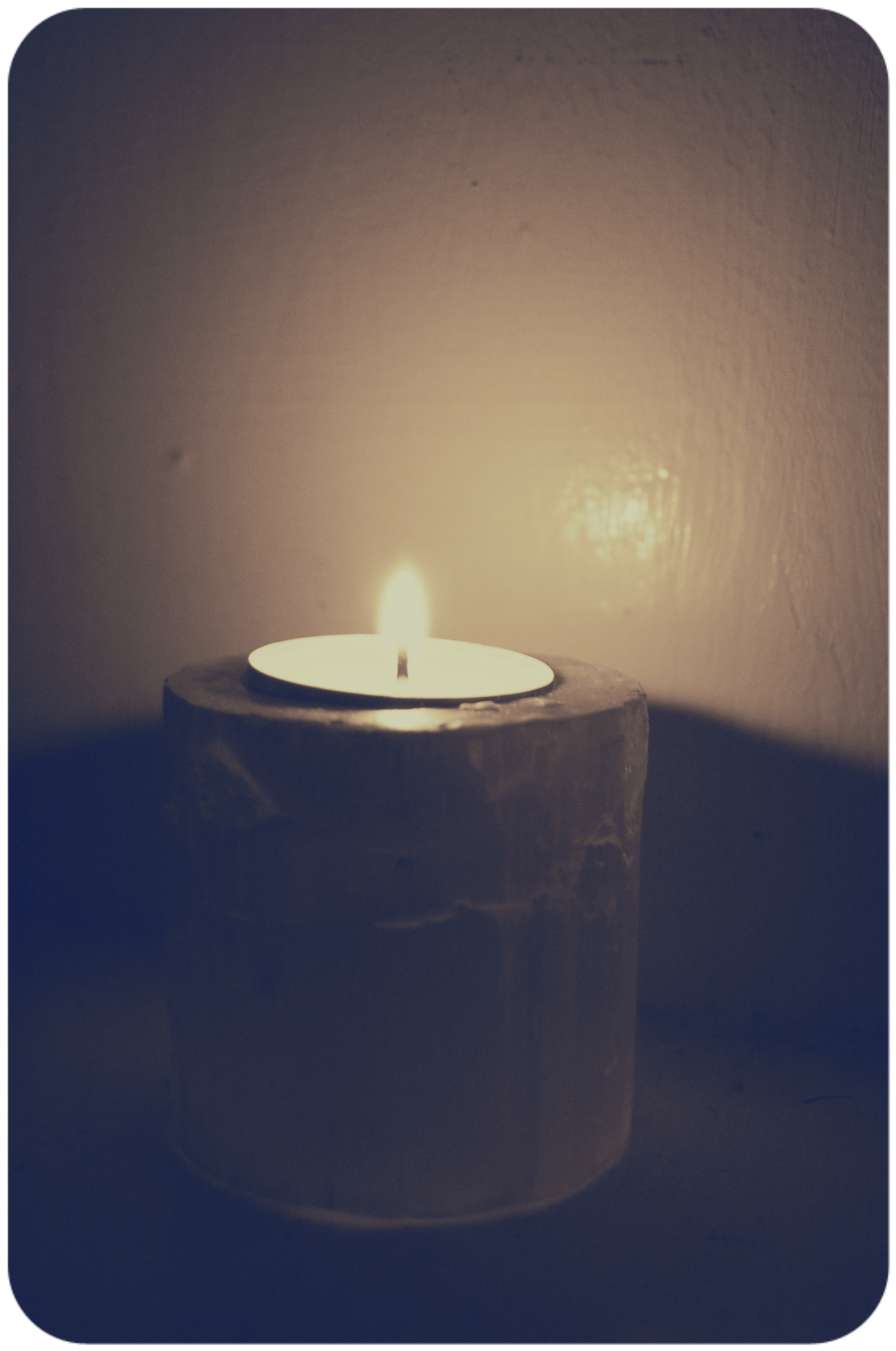 imbolc candle herb