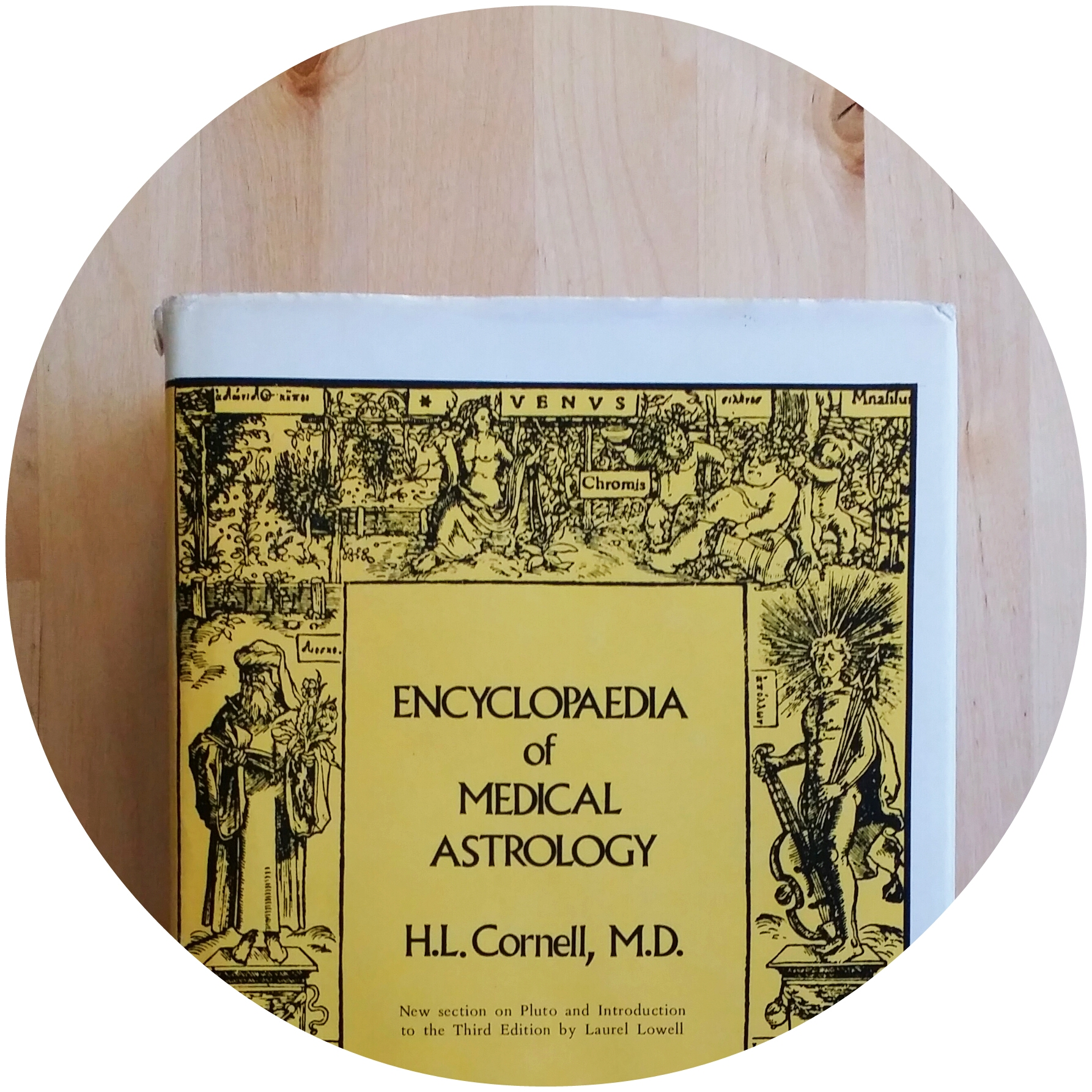 encyclopedia of medical astrology