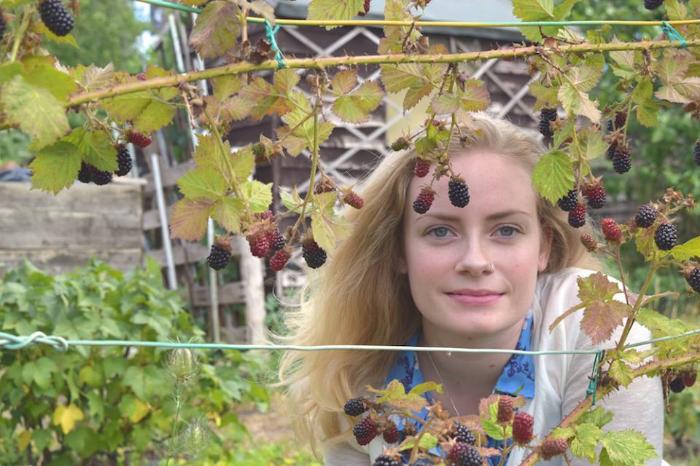 Natasha Richardson of  Forage Botanicals