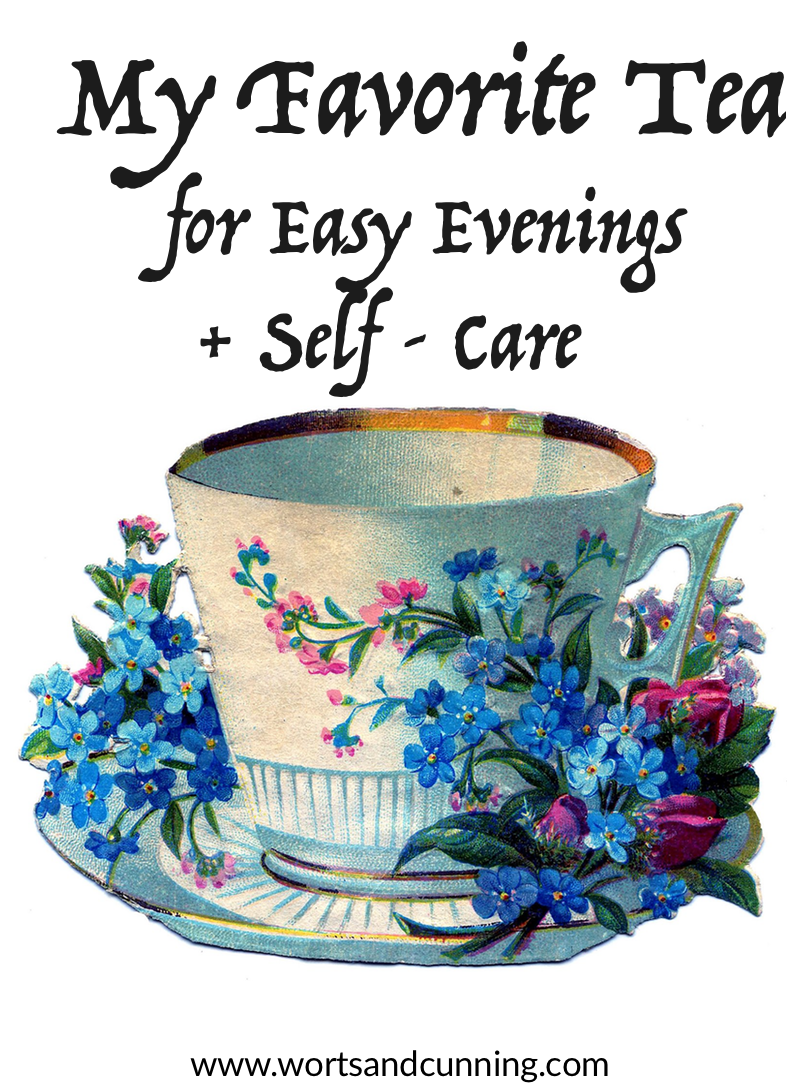 self care tea bliss herbal