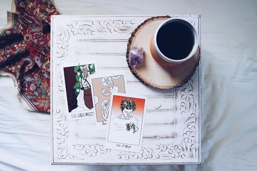 tarot tea sacramento