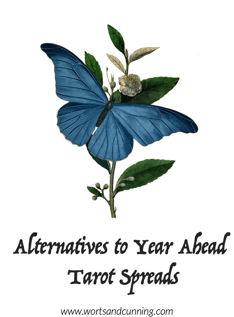 year ahead tarot spread