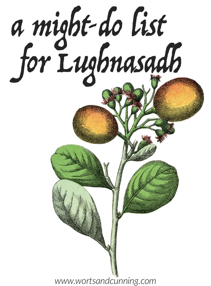 lughnasadh magick