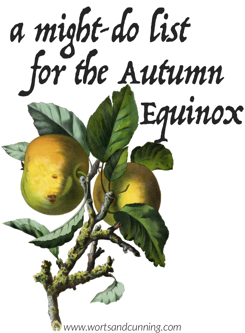 things to do autumn equinox