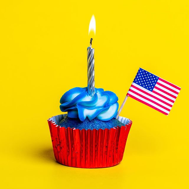 Happy Birthday, America! #USA