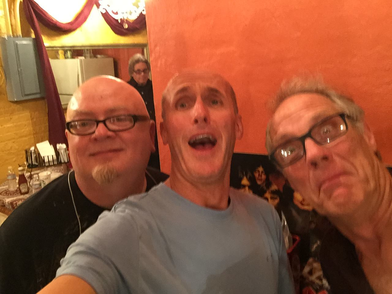 WITH MY BUDDIES CHARLEY MORGAN FROM ORLEANS AND BURLEIGH DRUMMOND FROM AMBROSIA.jpg