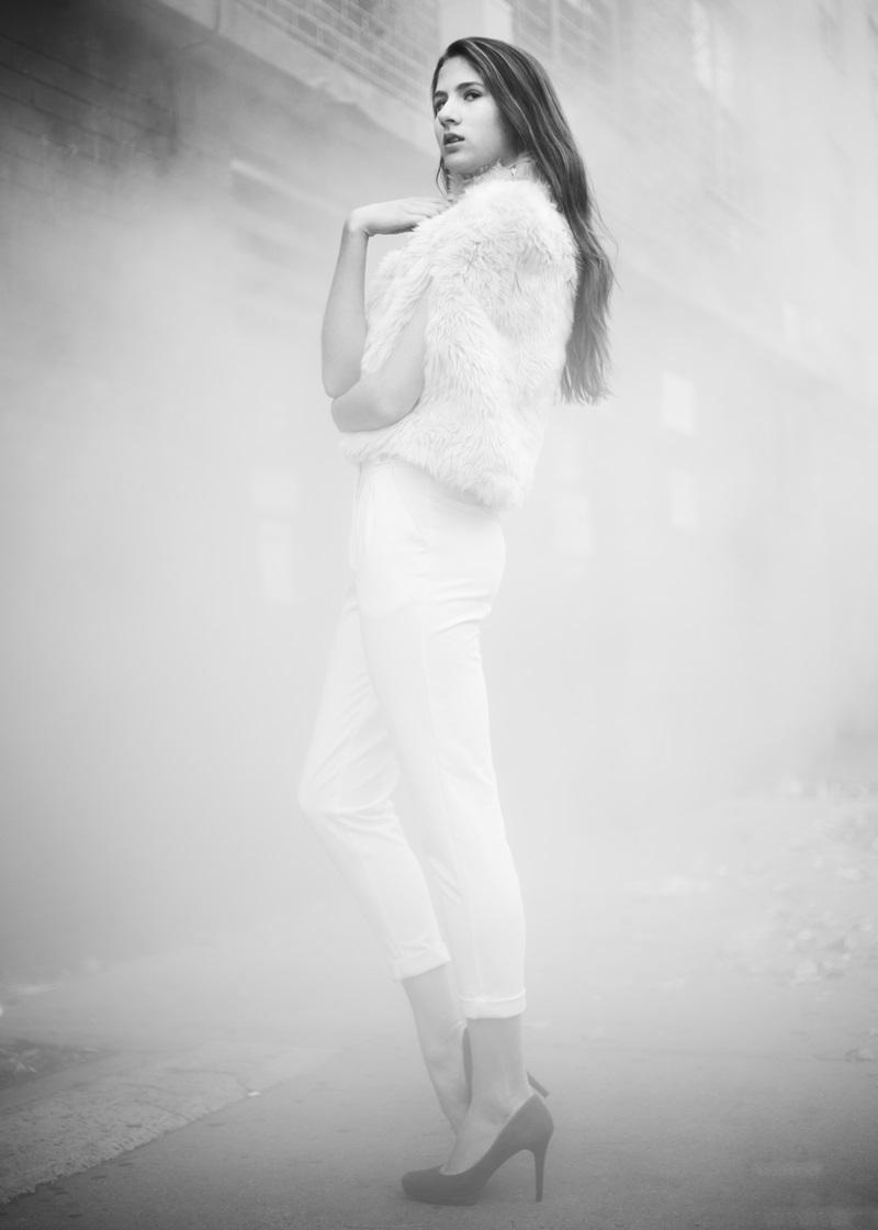 m  odel JULIA   photographer MEGHAN GARVEN   styled by NIK