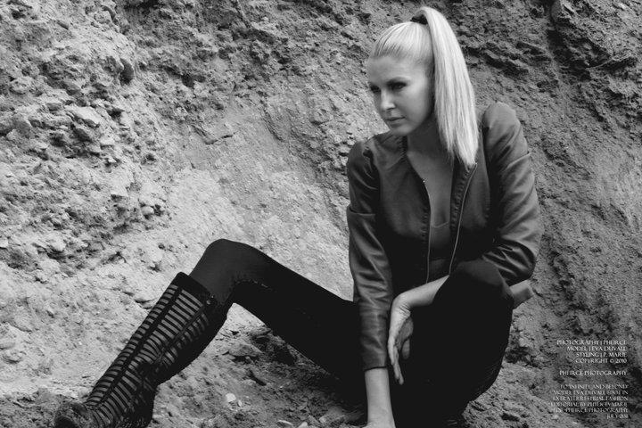 PHEIRCE.COM   model EVA   photographer PHYLICIA HARTFIELD   styled by NIK
