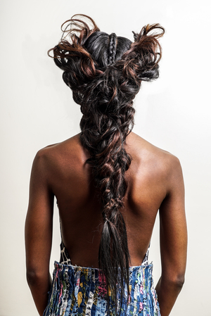 Athens New Renaissance Magazine   photographer  NON FICTION   retouched by RITCHIE KING   hair stylist LUIS PAYNE   mua  BIANCA BROWN   wardrobe stylist NIK