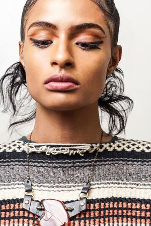 Athens New Renaissance Magazine   model  SHERITA DEHON   photographer  NON FICTION   retouched by RITCHIE KING   hair stylist LUIS PAYNE   mua  BIANCA BROWN   wardrobe stylist NIK