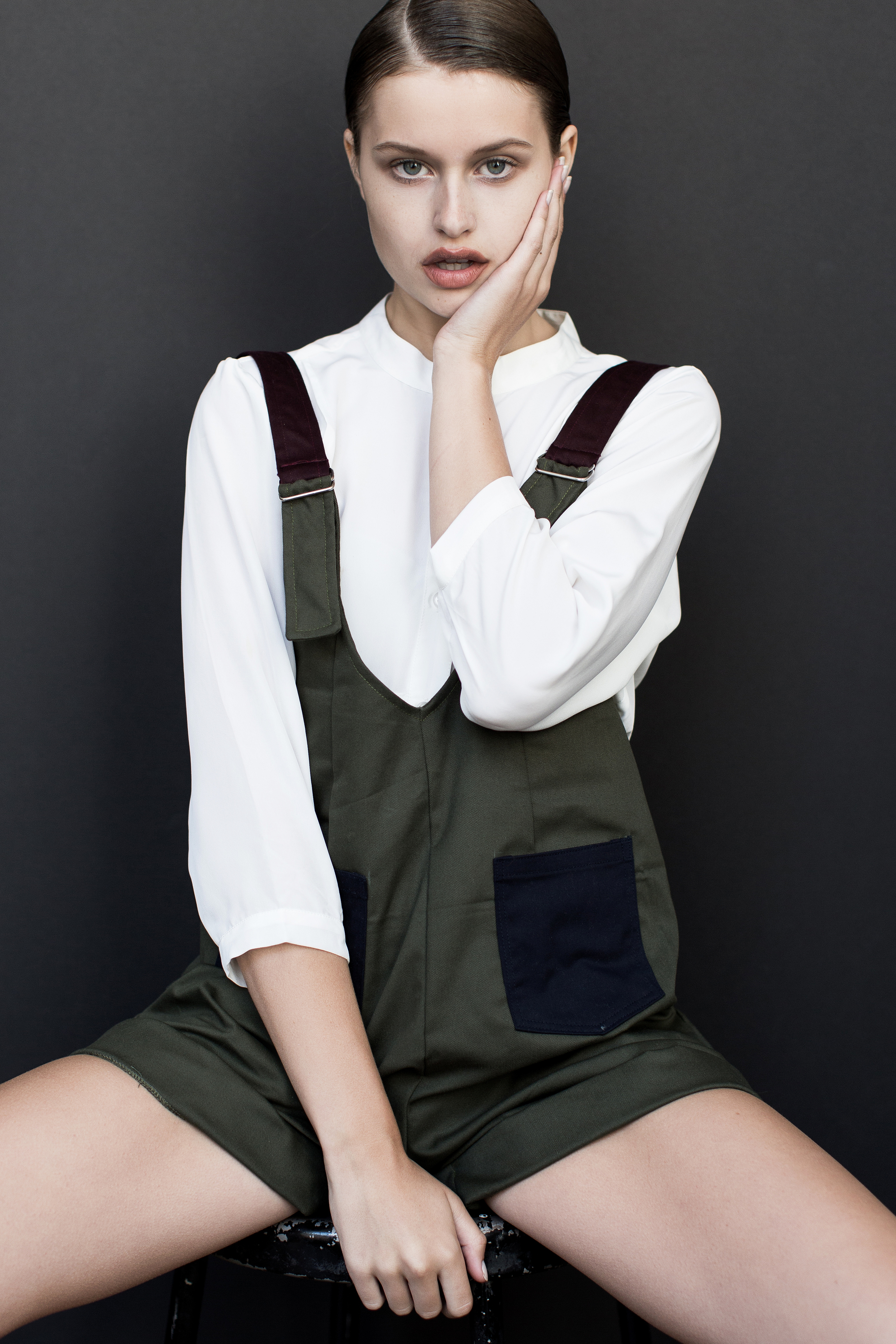model LEXI WOOD   photographer BONNIE NICHOALDS   featured designer  JAW MAKER   styled by NIK