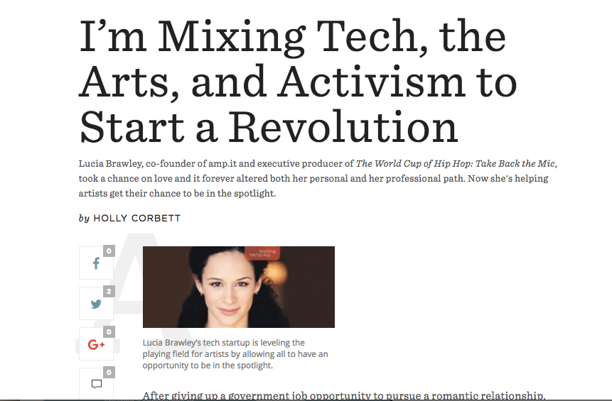 http://skirtingtherules.com/im-mixing-tech-the-arts-and-activism-to-start-a-revolution/