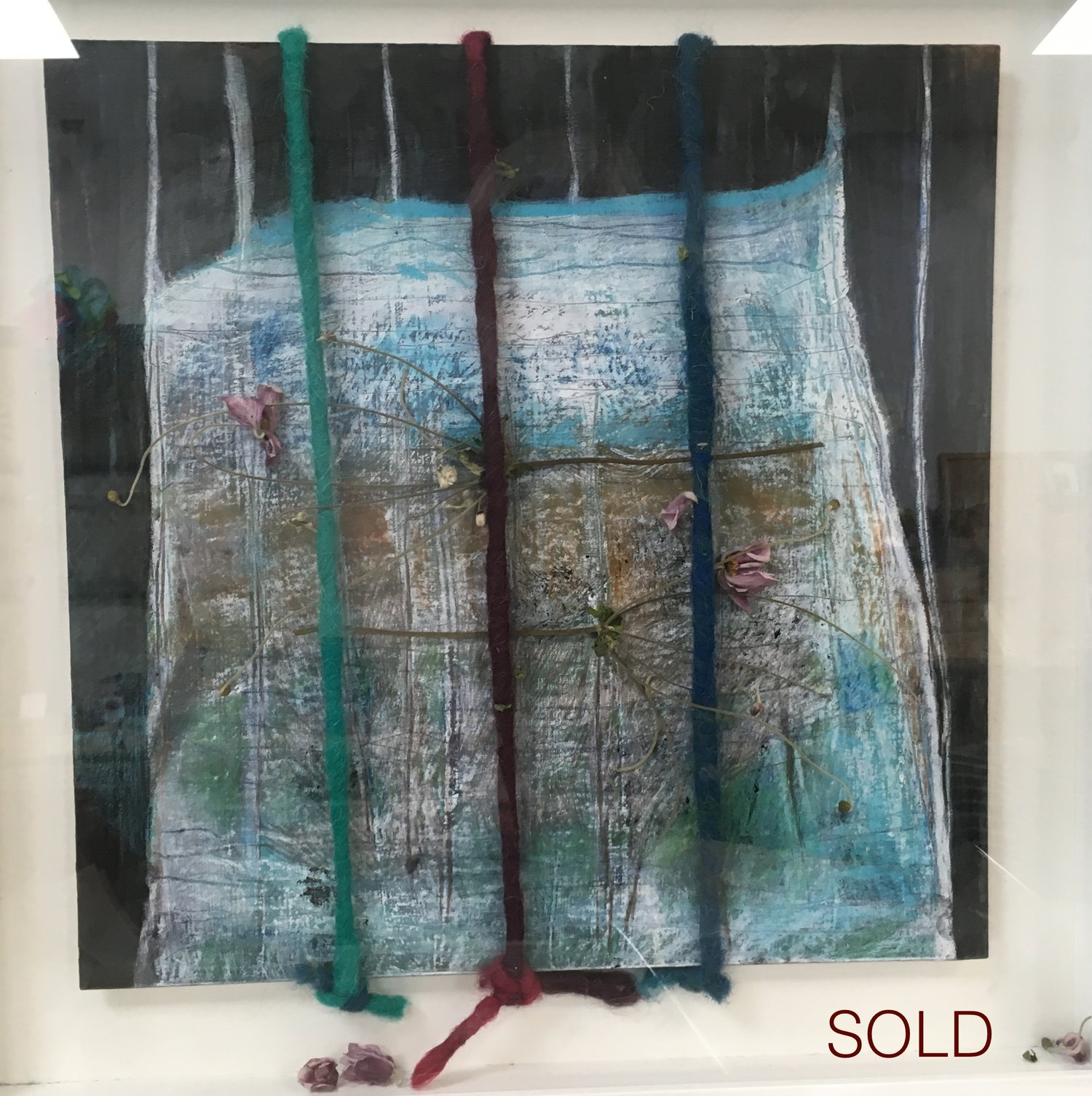 Untitled - mixed media (sold)