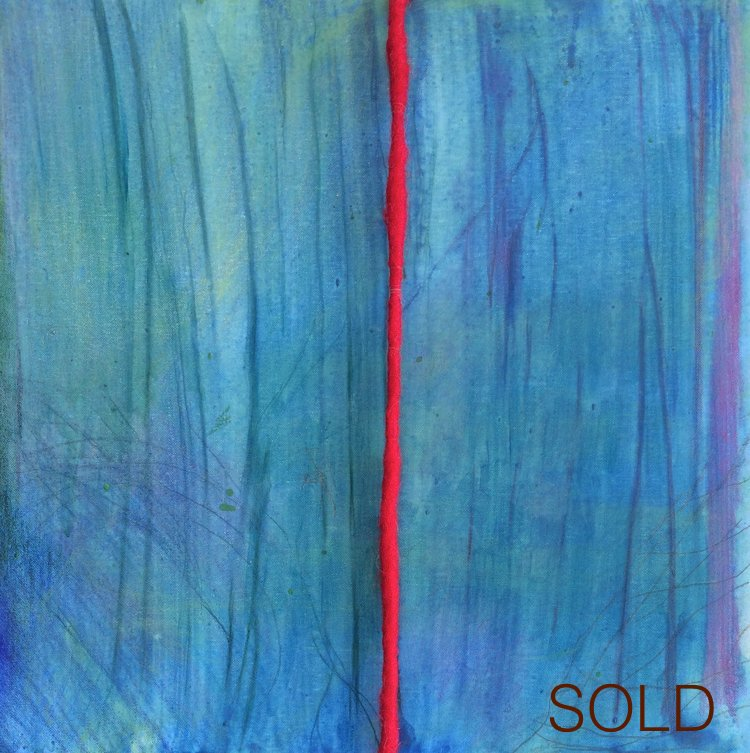 Elucidate - mixed media (sold)