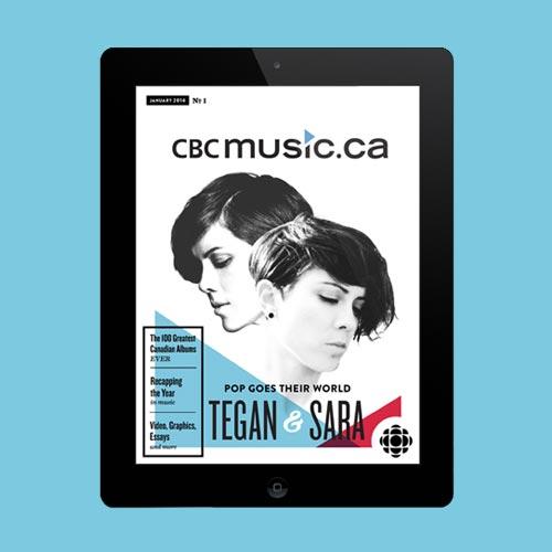 CBC Music Magazine Issue 1