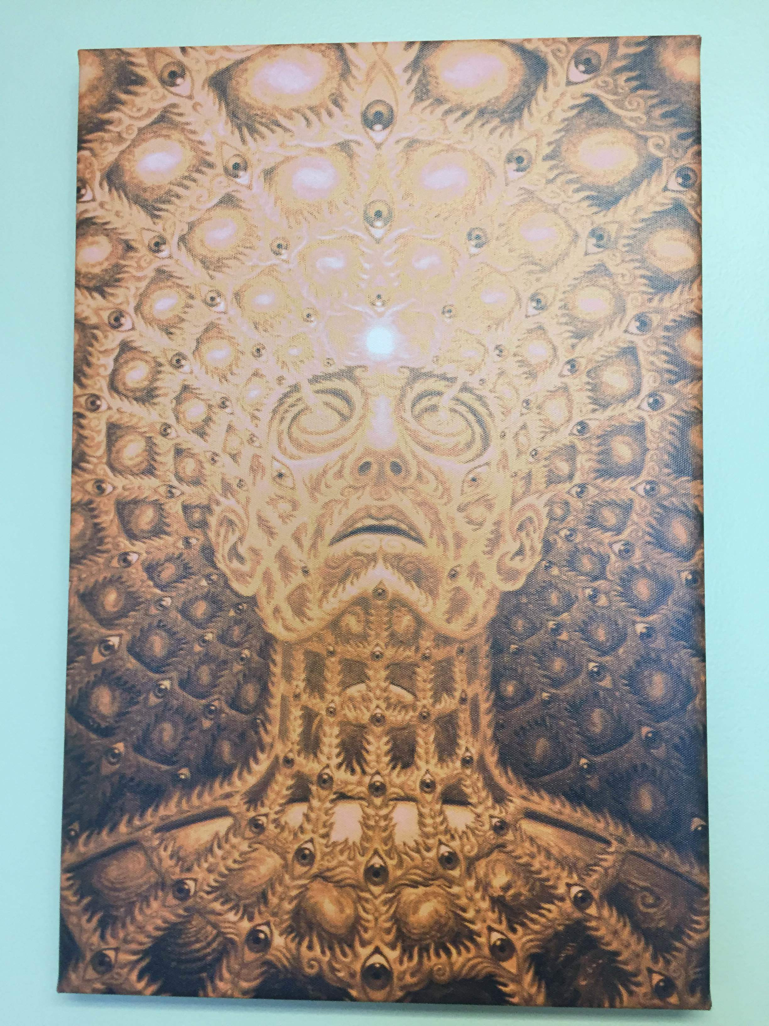 alex grey office art