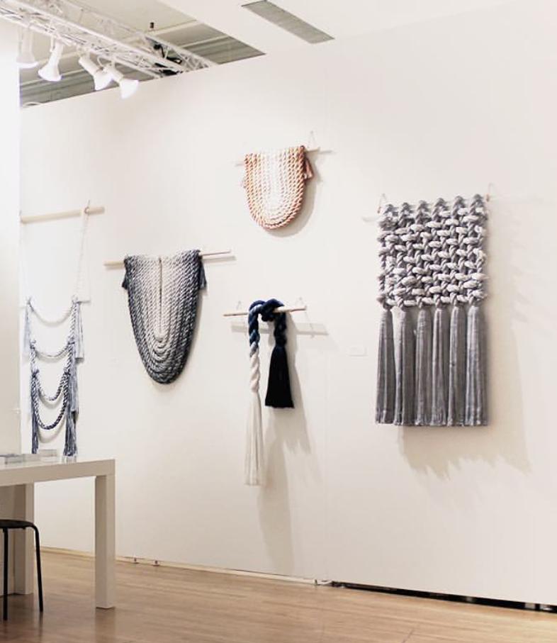 Cindy Hsu Zell, Installation view, Uprise Art, Affordable Art Fair