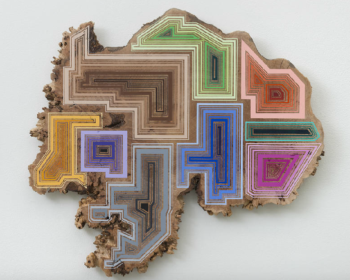 Jason Middlebrook,Nine Ways to Get Your Groove On, 2017