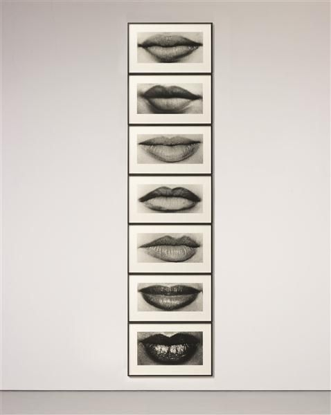 Sam Samore, Tower of Lips, 1990-1995