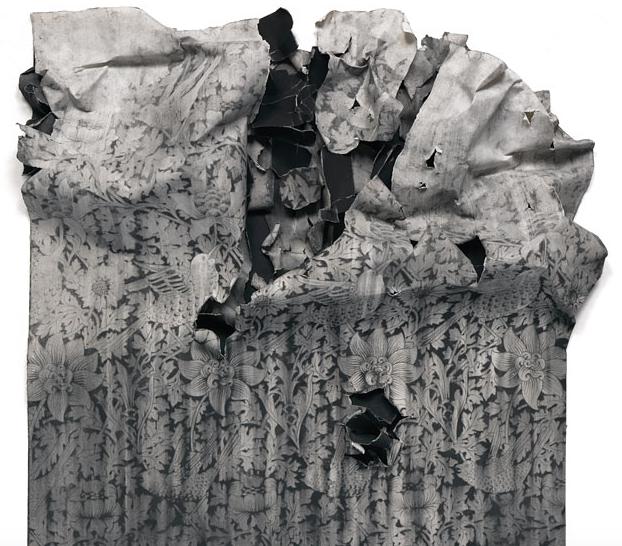Joseph Stashkevetch, Torn Curtain #2, 2016