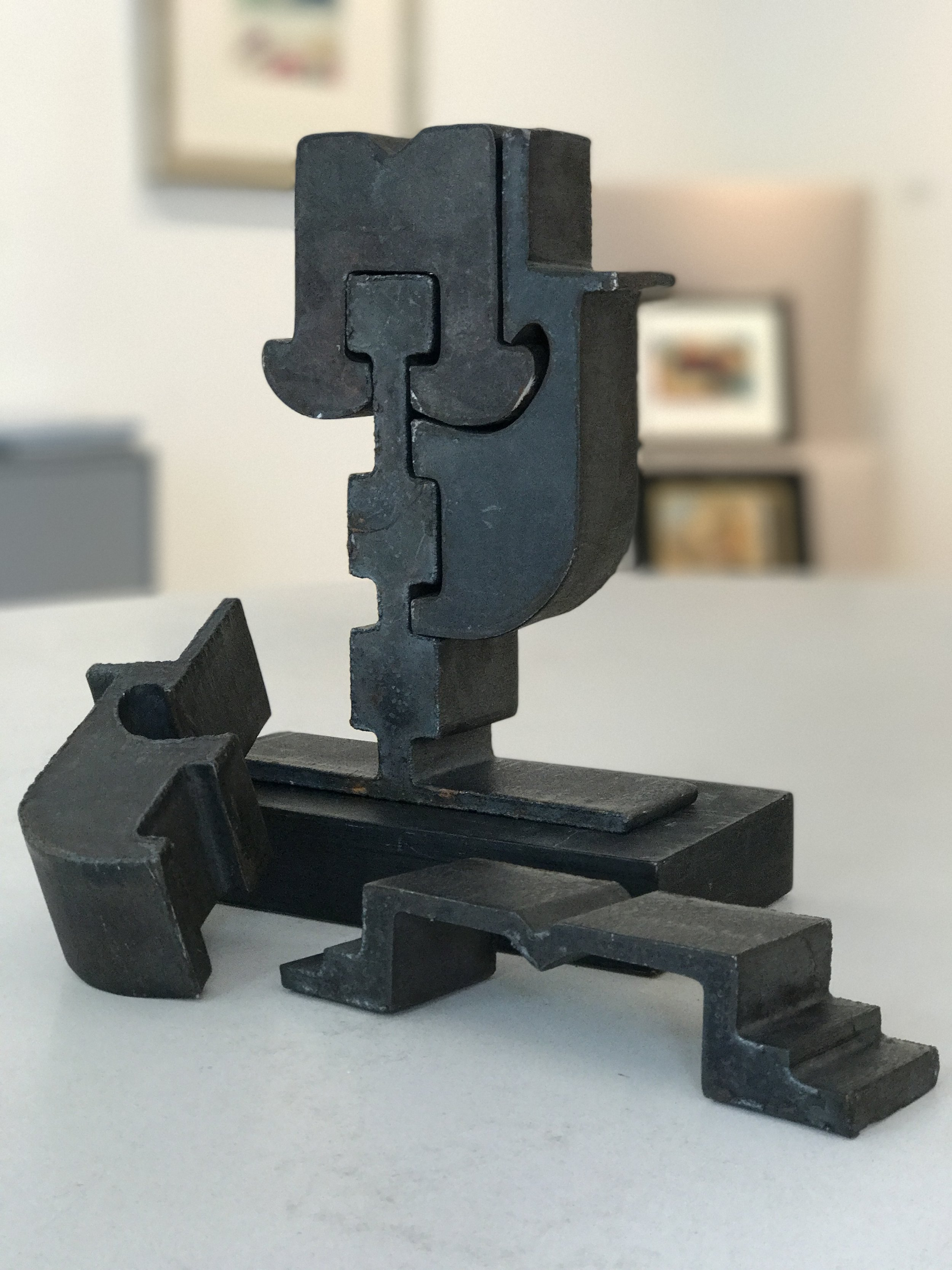 Mark di Suvero, Untitled, 1972