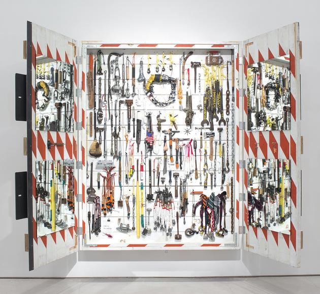 Tom Sachs at Sperone Westwater Gallery