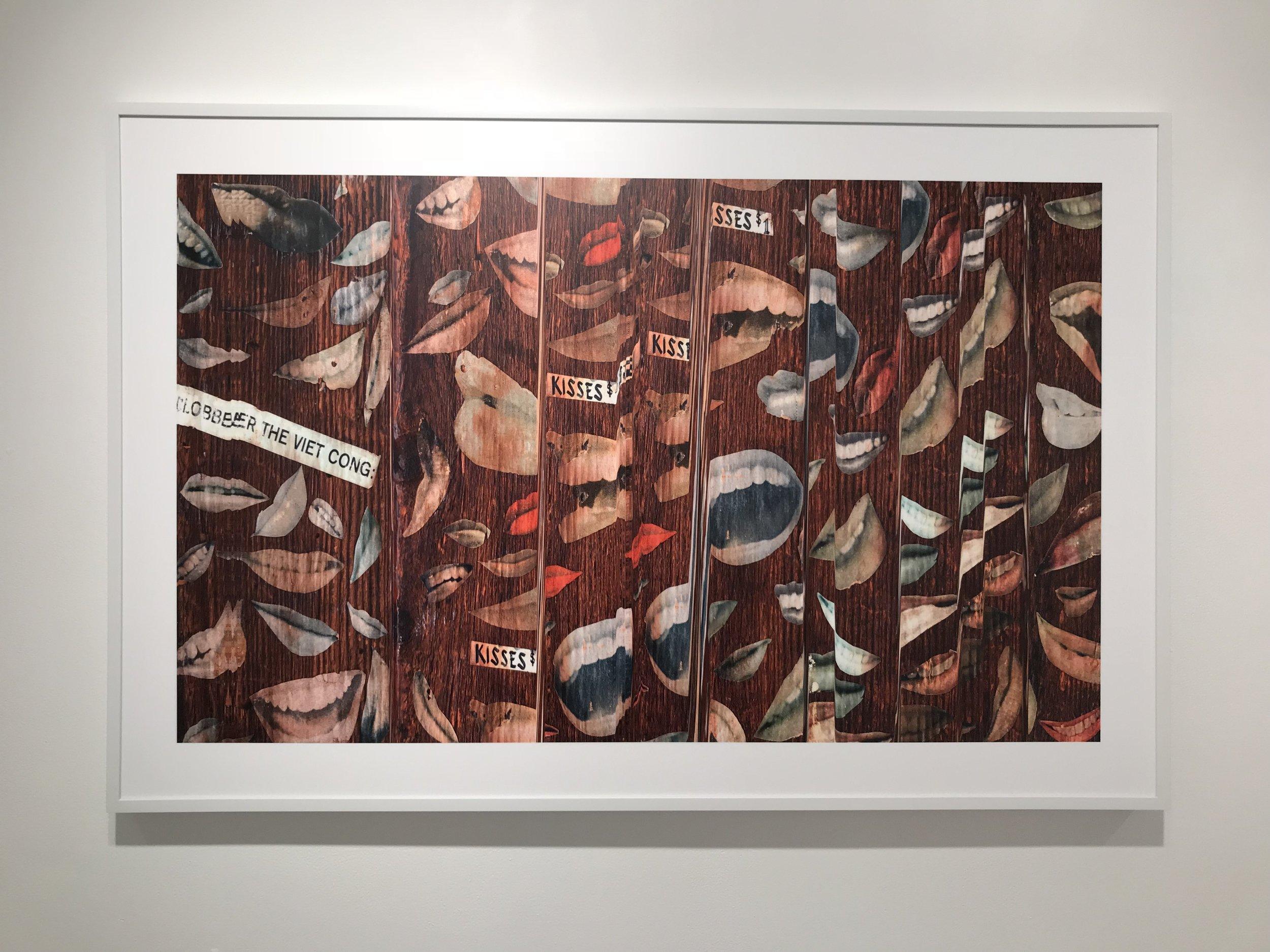 Melanie Willhide at Elizabeth Houston Gallery