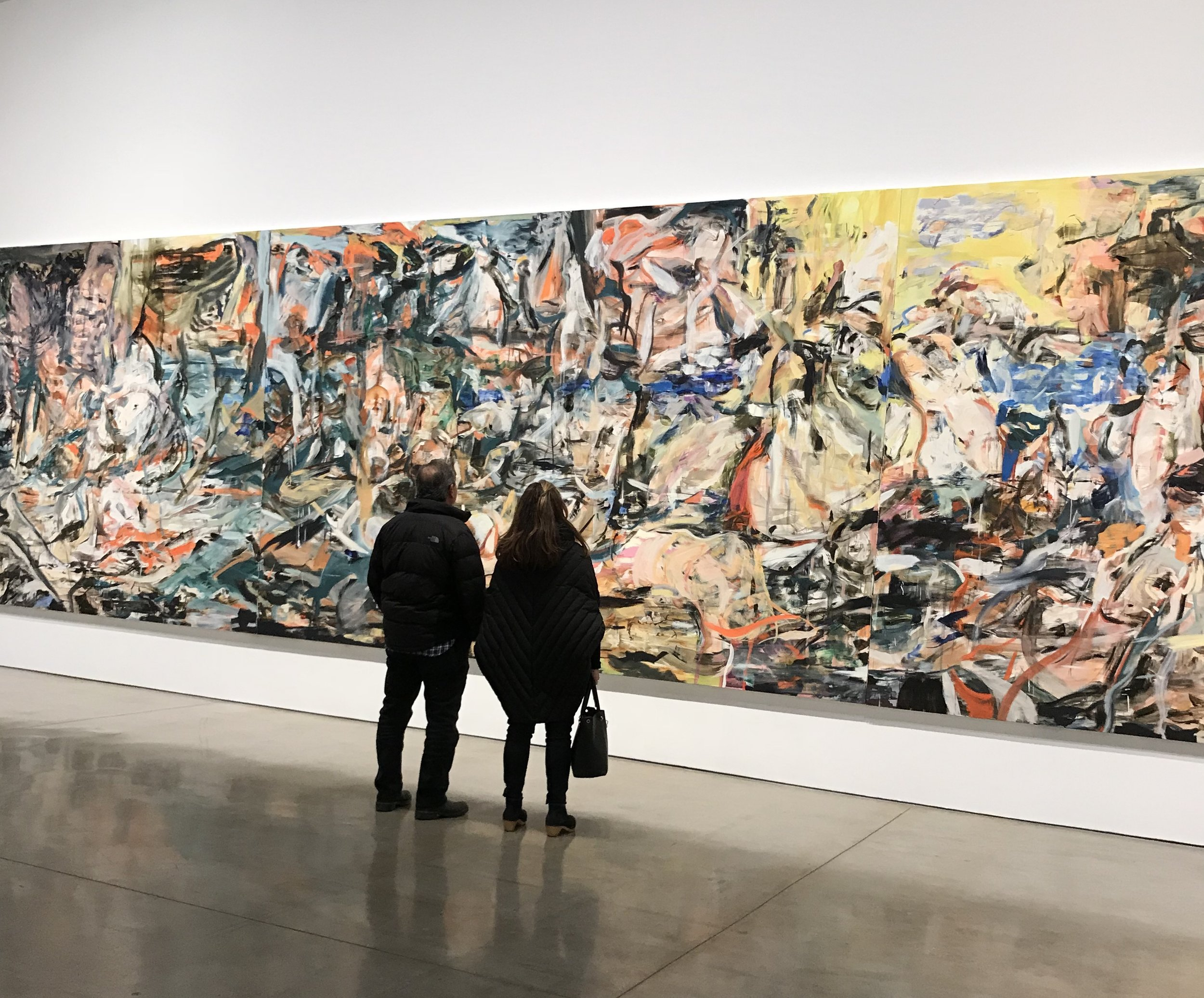 Cecily Brown at Paula Cooper Gallery