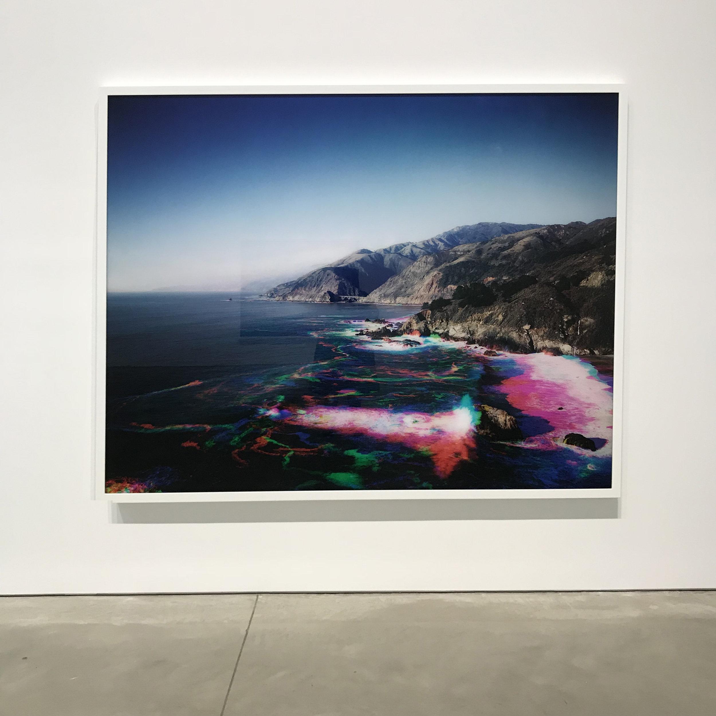 Florian Maier-Aichen at 303 Gallery