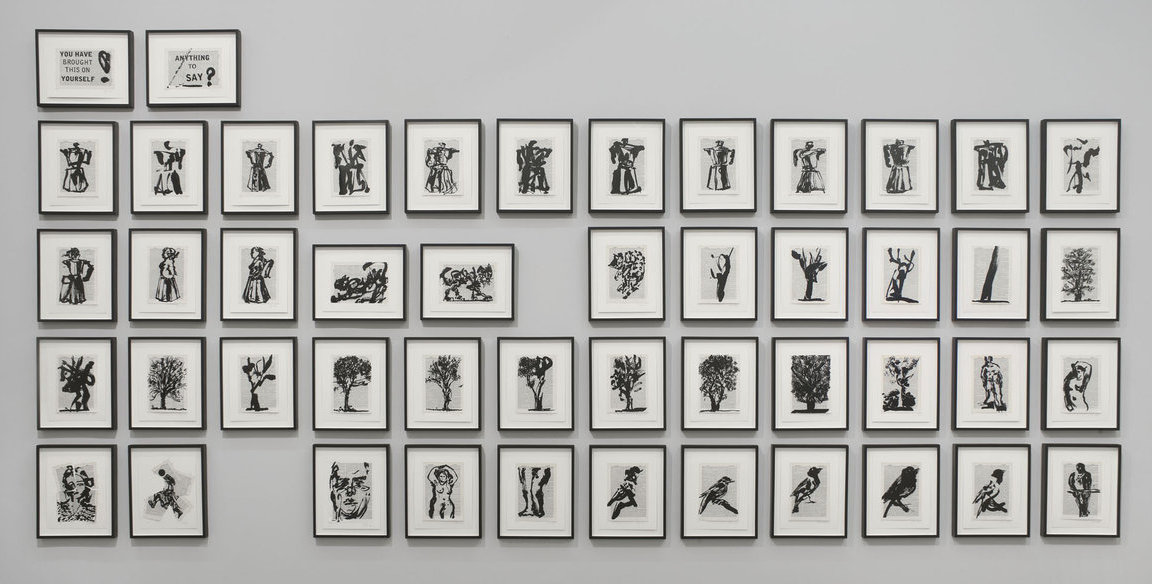 William Kentridge, Universal Archive, 2012