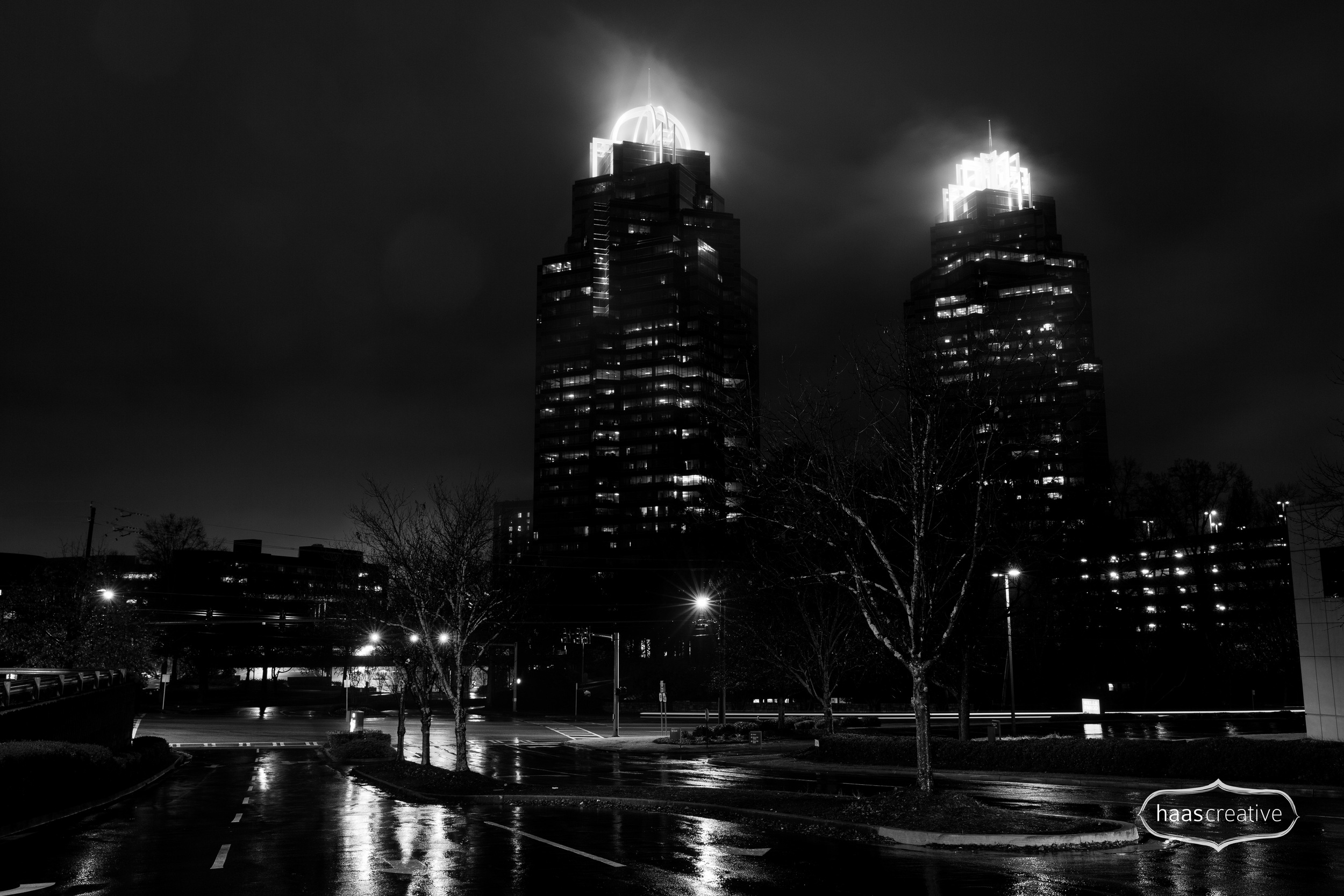 King & Queen Towers