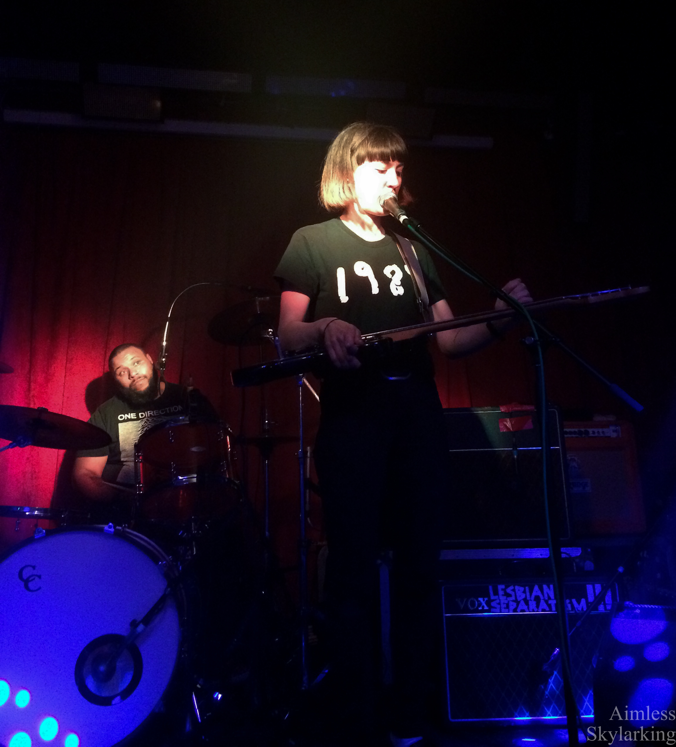 Alimony Hustle at Hoxton Square Bar and Kitchen