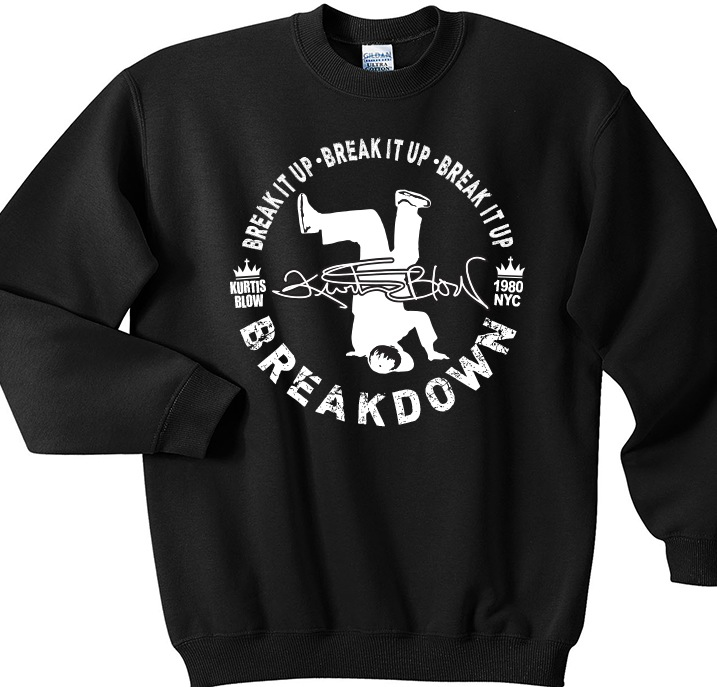 Kurtis Blow Breakdown Crewneck