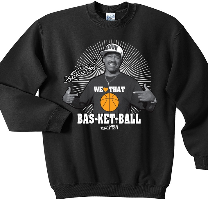 Kurtis Blow Basketball Crewneck