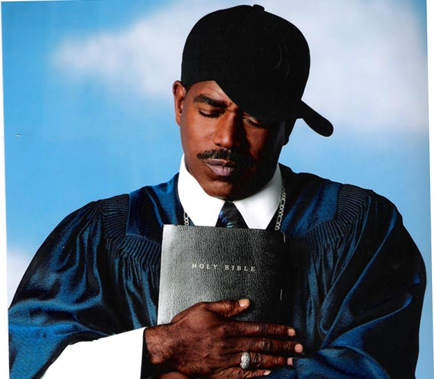 Kurtis after receiving a degree in theology || 2008