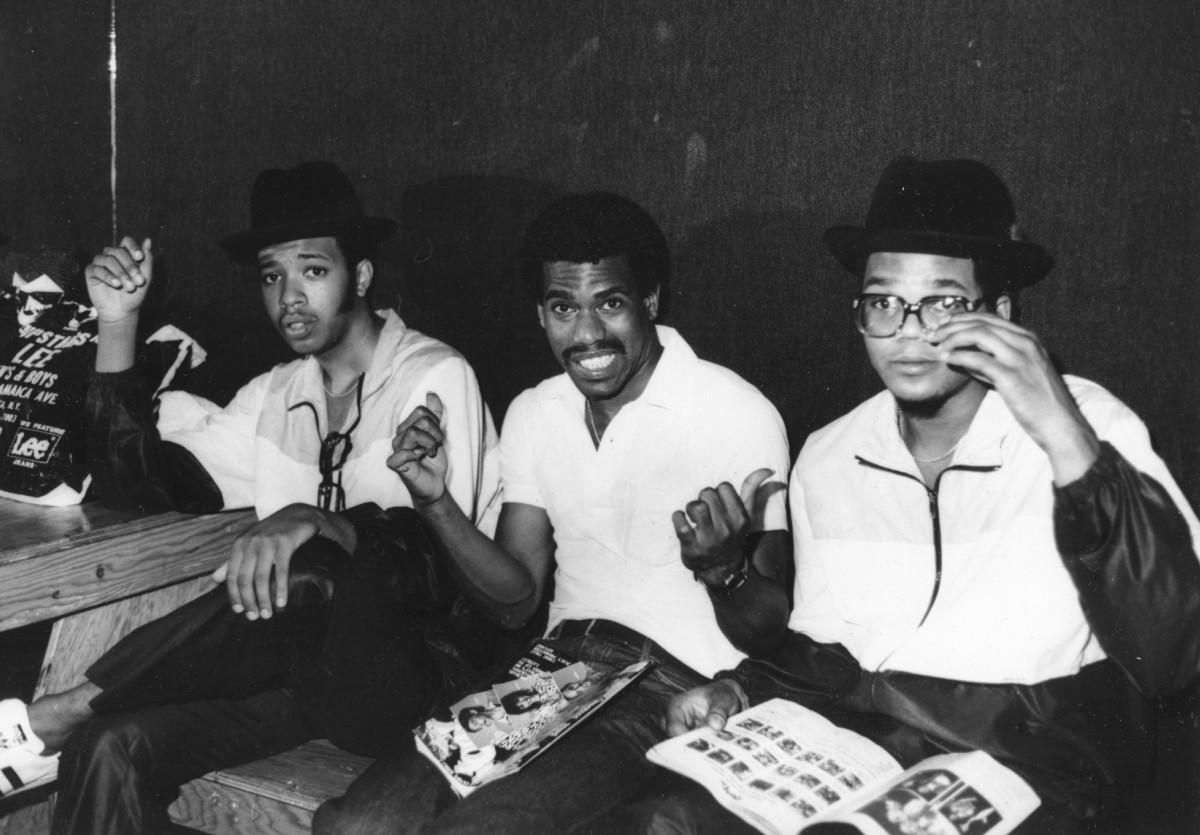 Kurtis Blow x RUN DMC || 1982
