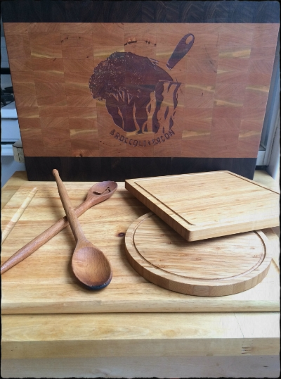 Wood Cutting Board Moisturizer