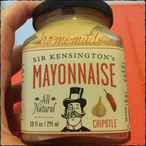 Homemade Sir Kensington's Mayo