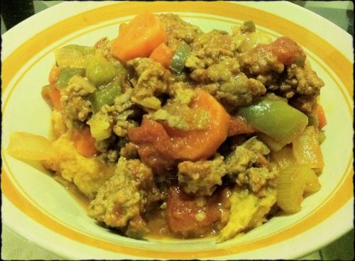 Meat and Veggie Chili