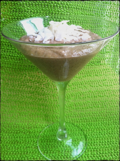 Plantain Pudding