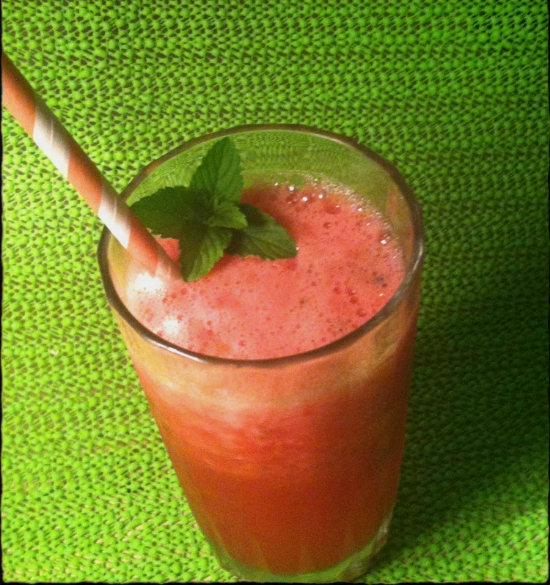 Watermelon Fauxjito