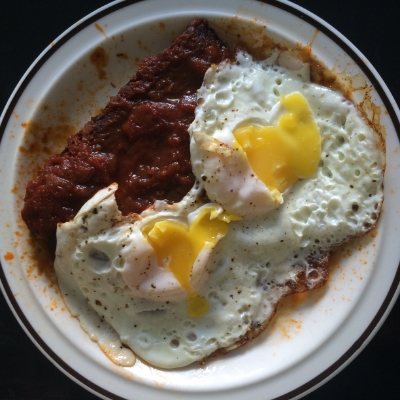 Brisket and Eggs