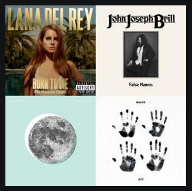 September 2016 Spotify Playlist : Pairs well with Family, Friends, Nostalgia, and Pumpkin.