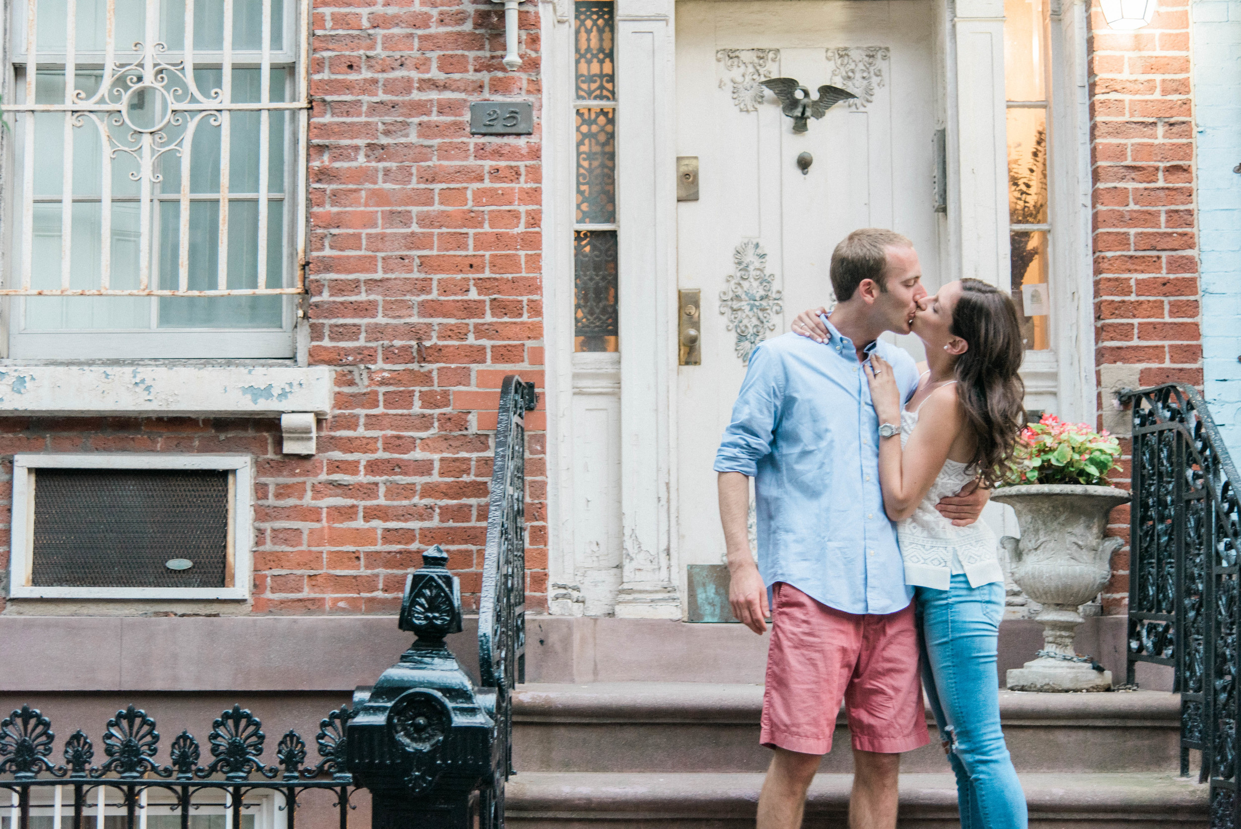 NYC Engagement Photographer